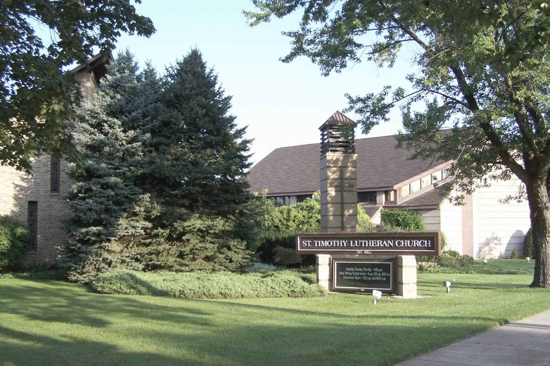The James Company - St. Timothy Lutheran Church in Naperville, IL